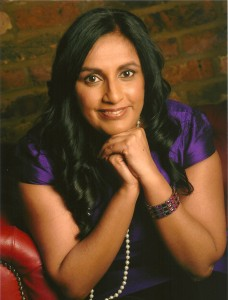 Sudha Kaviraj of Organic Skin Treats